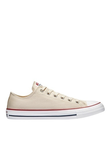 Converse Converse Erkek Krem Düz Lifestyle Ayakkabı Chuck Taylor All Star Krem